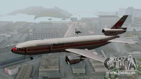 DC-10-30 Martinair für GTA San Andreas