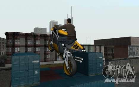 New Sky für GTA San Andreas fünften Screenshot