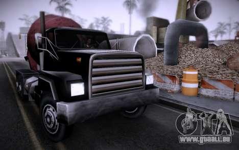 Bâtiment sur Grove Street v0.1 Beta pour GTA San Andreas douzième écran