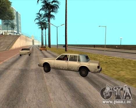 Drift für GTA San Andreas