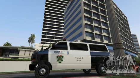 GTA 5 Raccoon City Vehicles fünfter Screenshot