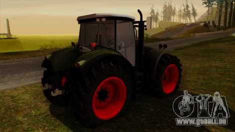 GTA 5 Fieldmaster für GTA San Andreas linke Ansicht
