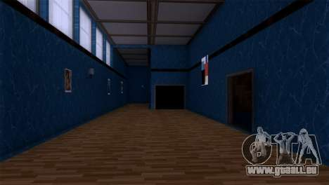 Reprojeter l'intérieur du manoir de MADD Dogg pour GTA San Andreas dixième écran