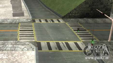 Roads Full Version LS-LV-SF für GTA San Andreas fünften Screenshot