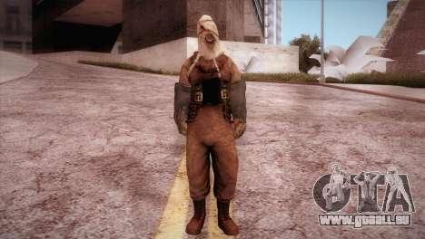 Order Soldier5 from Silent Hill pour GTA San Andreas deuxième écran
