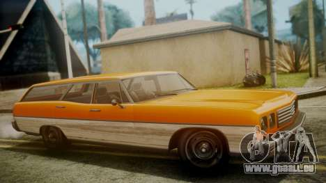 GTA 5 Dundreary Regina pour GTA San Andreas
