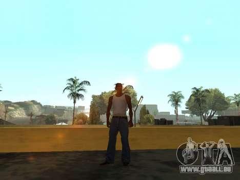 Animation de GTA Vice City pour GTA San Andreas