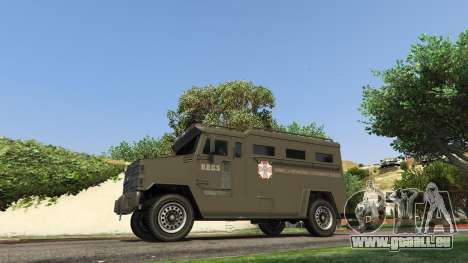 GTA 5 Raccoon City Vehicles sechster Screenshot