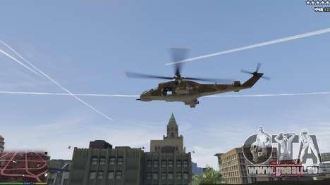 GTA 5 L'armée au lieu de la police sur 5-étoiles v1.3. sixième capture d'écran