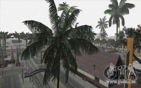Les arbres à partir de WarFace pour GTA San Andreas quatrième écran