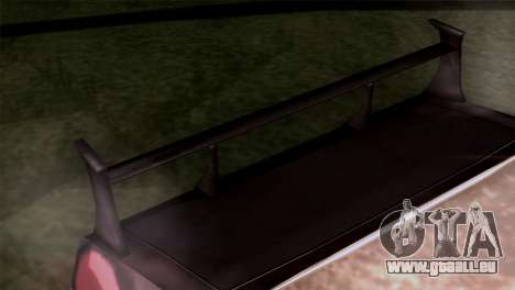 Ford Falcon XA Red Bat Mad Max 2 pour GTA San Andreas vue de droite