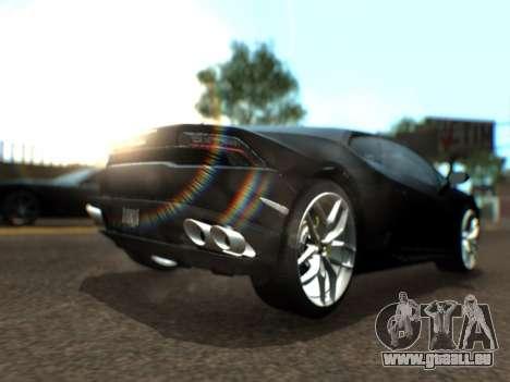 Lime ENB 1.3 pour GTA San Andreas troisième écran