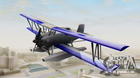 Ein cropduster-dem Wasserflugzeug v1.0 für GTA San Andreas