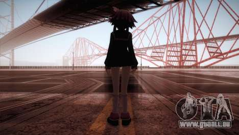 Natsumi pour GTA San Andreas troisième écran