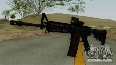 AR-15 Trijicon für GTA San Andreas