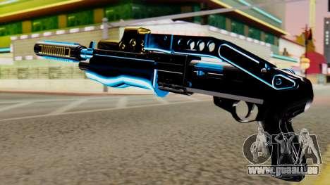 Fulmicotone Shotgun für GTA San Andreas zweiten Screenshot