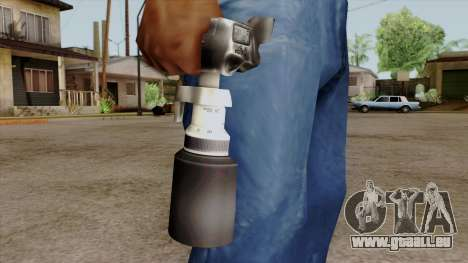 Original HD Camera für GTA San Andreas dritten Screenshot