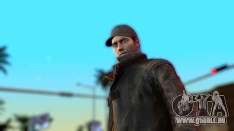 ELG ENB pour GTA San Andreas deuxième écran