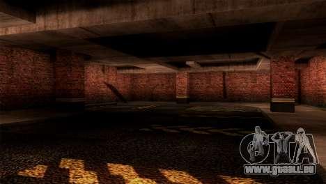 Doherty Garage Retexture pour GTA San Andreas