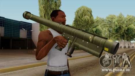 Original HD Heatseek pour GTA San Andreas troisième écran