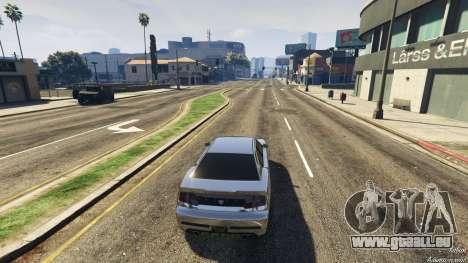 GTA 5 GhostAndreas quatrième capture d'écran