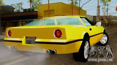 Banshee from Vice City Stories für GTA San Andreas linke Ansicht