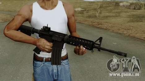 AR-15 Ironsight pour GTA San Andreas troisième écran