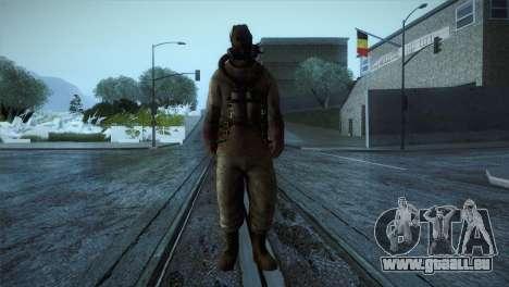 Order Soldier3 from Silent Hill pour GTA San Andreas deuxième écran
