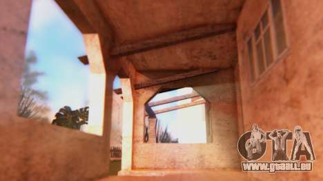 Jungles 3.0 pour GTA San Andreas