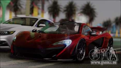 ENB KISEKI V3 pour GTA San Andreas cinquième écran