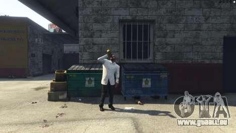 GTA 5 Drink & Smoke cinquième capture d'écran