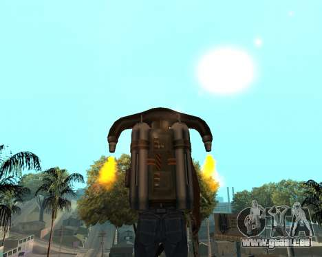 HQ Effects and Sun Final Version für GTA San Andreas