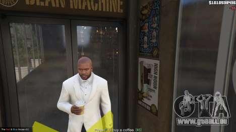 GTA 5 Café, boutiques dans l'GTAV cinquième capture d'écran