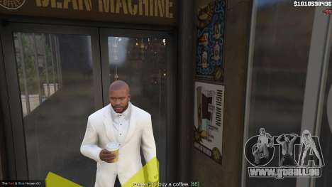 GTA 5 Coffee-shops in GTAV fünfter Screenshot