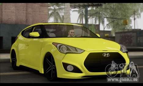 Hyundai Veloster 2012 für GTA San Andreas