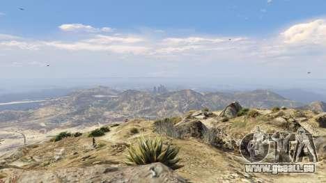 GTA 5 Neue Wetter-und Beleuchtung v2.0 zweite Screenshot