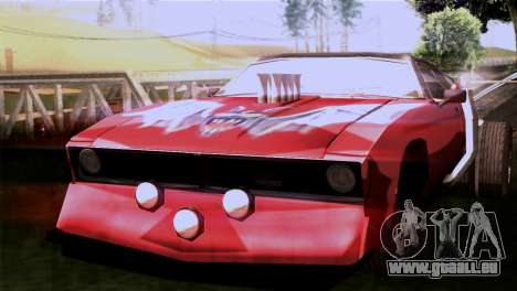 Ford Falcon XA Red Bat Mad Max 2 pour GTA San Andreas