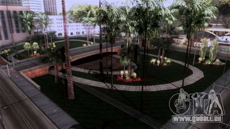 New Glen Park pour GTA San Andreas