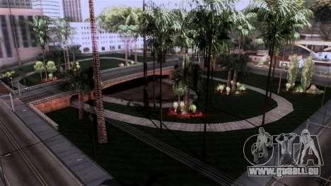 New Glen Park für GTA San Andreas