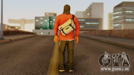 [BF Hardline] Gang Professional pour GTA San Andreas troisième écran