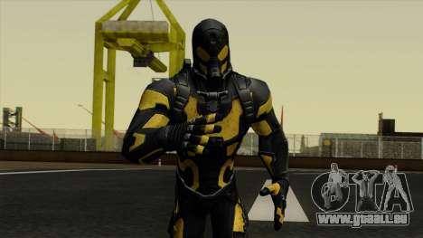 Ant-Man Yellow Jacket pour GTA San Andreas