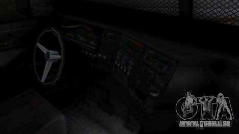 GTA 5 Enforcer Raccoon City Police Type 2 für GTA San Andreas rechten Ansicht