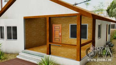 Big Smoke House für GTA San Andreas dritten Screenshot