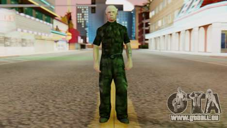 Old Wmyammo pour GTA San Andreas deuxième écran