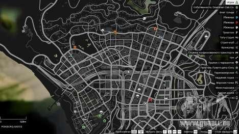 GTA 5 Café, boutiques dans l'GTAV deuxième capture d'écran