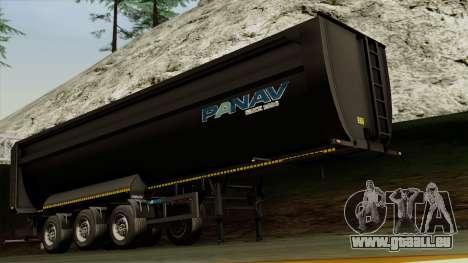 Panav Trailer für GTA San Andreas