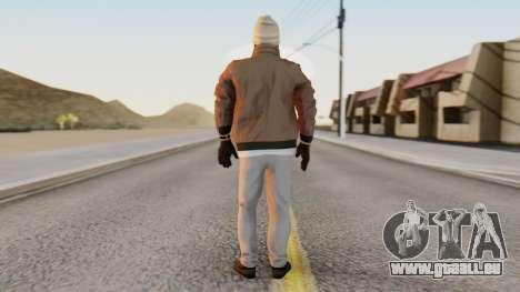 [BF Hardline] Gang Enforcer pour GTA San Andreas troisième écran