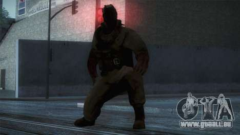 Order Soldier3 from Silent Hill pour GTA San Andreas