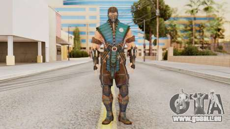 [MKX] Sub-Zero Masked für GTA San Andreas zweiten Screenshot