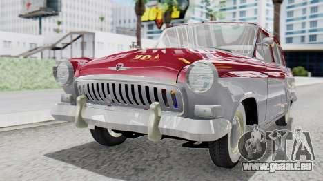 GAZ 21 Volga v2 pour GTA San Andreas